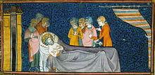 La mort de Saint Louis- 25 août 1270