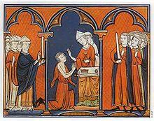 Louis IX le sacre