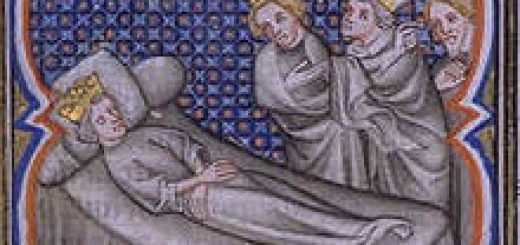 Mort de Louis IX le 25 août 1270