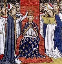 Philippe III le Courronement