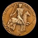 Sceau d'Alphonse de Poitiers