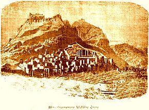 Sis capitale du royaume arménien de Cilicie