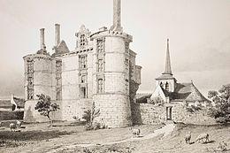 Château de Martigné-Briand