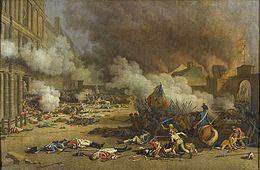 Prise des Tuileries