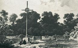 Bataille des Ouleries le cimetière des martyrs