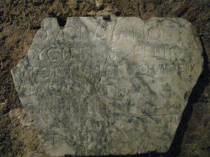 Épitaphe de Volusianus et Fortunatus