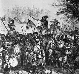 Bataille de Moulin aux Chèvres