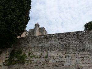 Château de Villevieille- extérieurs