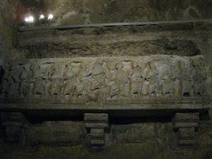 Sarcophage de Saint Maurice