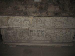 Sarcophage des brebis et des cerfs