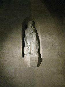 Statue de Saint Victor