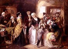 Arrestation de Louis XVI et de sa Famille à Varennes