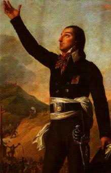 03 novembre 1793: Mort du général vendéen Louis de Salgues de Lescure Louis-Marie-de-Lescure