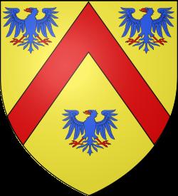 Blason de la famille de La Trémoille