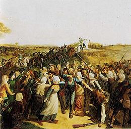 Bataille de Torfou Tiffauges