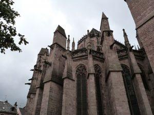 Les chapelles rayonnantes polygonales du chevet