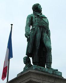 Statue du général Kleber à Strasbourg