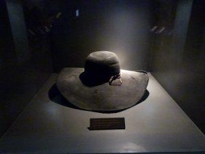 Chapeau rabalet des paysans de 1793