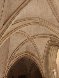 La cour d'honneur et le logis seigneurial