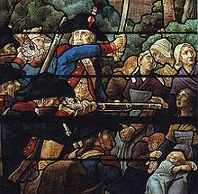 Massacre du Moulin de la reine