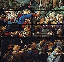 Massacre du Moulin de la reine