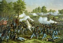Bataille de Wilsons Creek