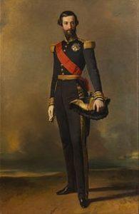 Francois Ferdinand d'Orleans,Prince de Joinville