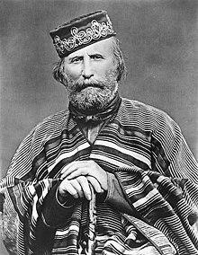 Giuseppe Garibaldi en 1866