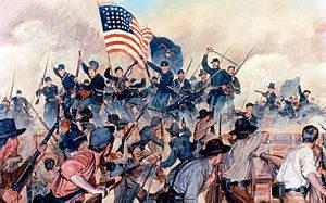Assaut sur Vicksburg