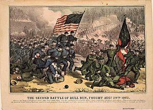 Deuxième Bataille de Bull Run