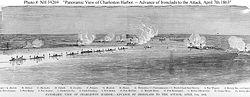 Première bataille de Charleston Harbor