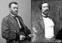 Grant et Pemberton