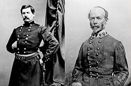 McClellan et Johnston