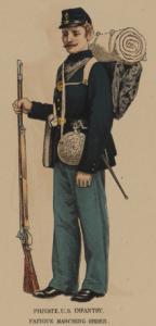 Soldat de l'Union