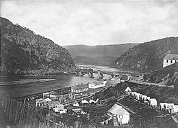 Bataille d'Harpers Ferry