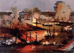 Bataille de Fort Jackson et Saint Philip