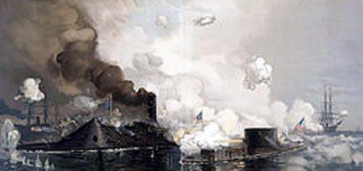 Bataille de Hampton Roads