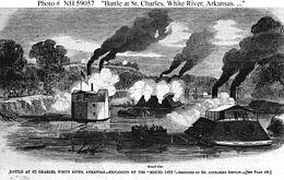 Bataille de Saint Charles