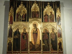 Retable de Jacques Durandi