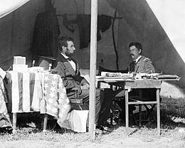 Lincoln et McClellan