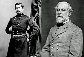McClellan et Lee