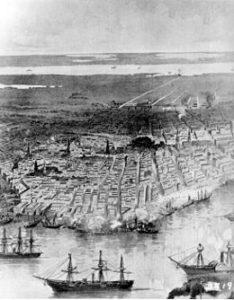 Nouvelle Orléans en 1862