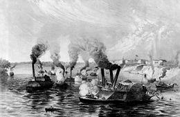 Première bataille de Memphis