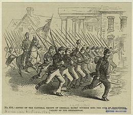 Première bataille de Winchester