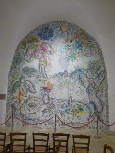 Le repas des Anges , de Marc Chagall