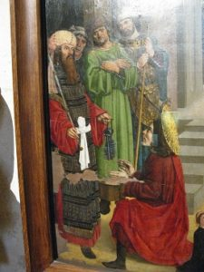 Jugement de Saint Mitre