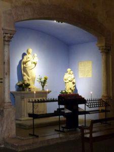 La Vierge aux raisins
