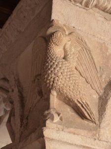 L'aigle, Jean