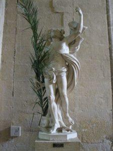 Statue du Christ ressuscitant (1680)