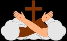 Armoiries de l'ordre des Franciscains